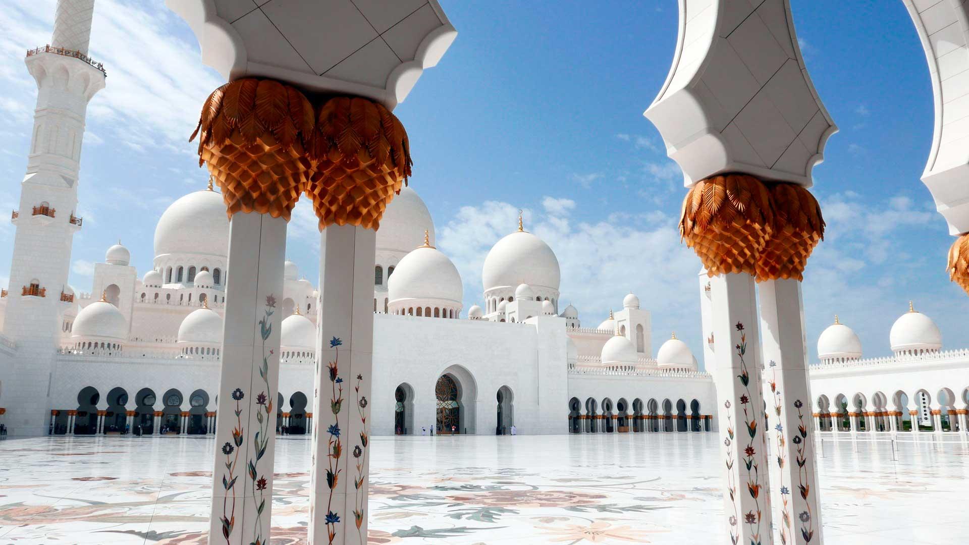 Abu Dhabi, Turquía & Dubai