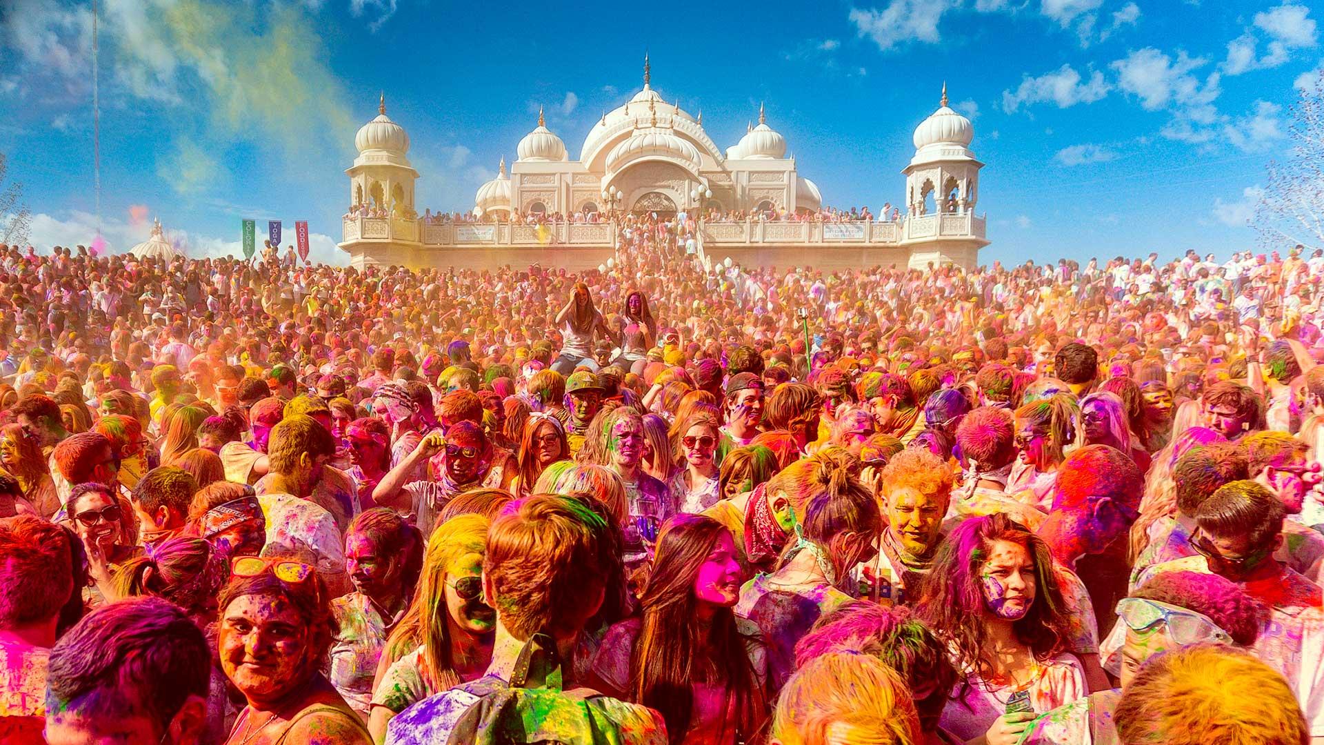 India Colorida con Nepal