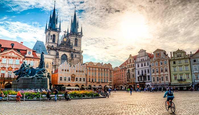 Centro Europa Holanda Belgica salidas grupales agencia de viajes argentina
