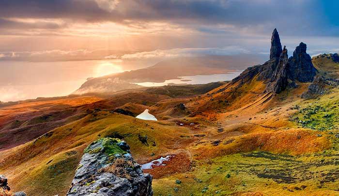 Inglaterra Irlanda & Escocia salidas grupales agencia de viajes argentina