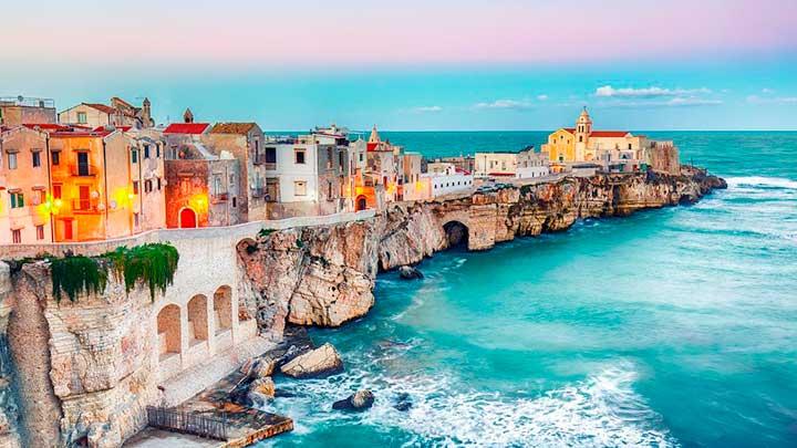 Puglia Grecia & Islas Jonicas salidas grupales agencia de viajes argentina
