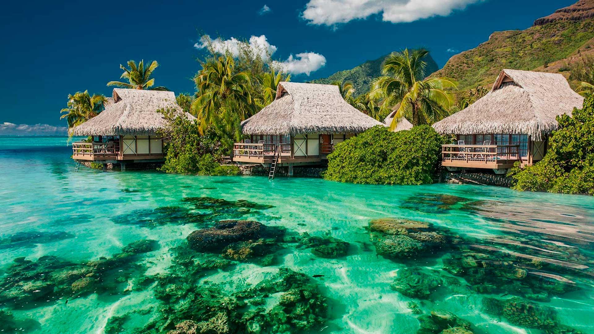 Islas Paradisíacas de Polinesia